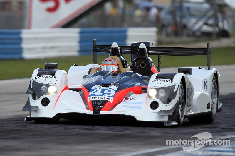 ORECA Sebring race report