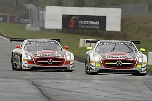 Blancpain Sprint Muennich Motorsport Nogaro event summary