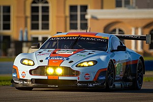 Le Mans Aston Martin Racing Confirms Two Car Entry for Le Mans