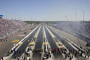 NHRA Four-Wide racing is two-wide too many