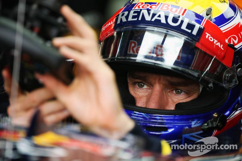 Webber coping better than Vettel in 2012 - engineer