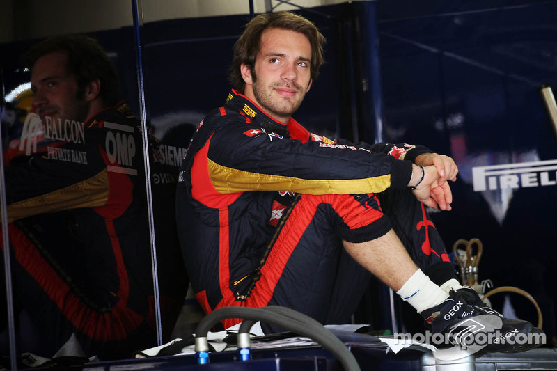 Toro Rosso Chinese GP - Shanghai qualifying report
