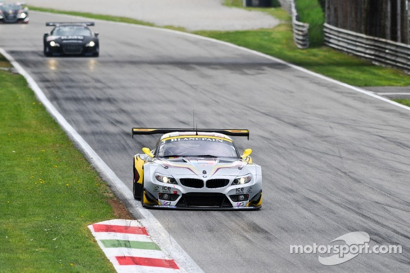 Surprise Win for Marc VDS BMW at Monza