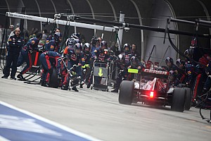 Formula 1 Toro Rosso Chinese GP - Shanghai race report