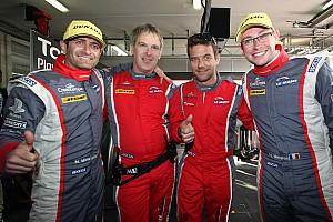 Le Mans Sébastien Loeb with Sébastien Loeb Racing at Le Mans 24 Hours Test Day