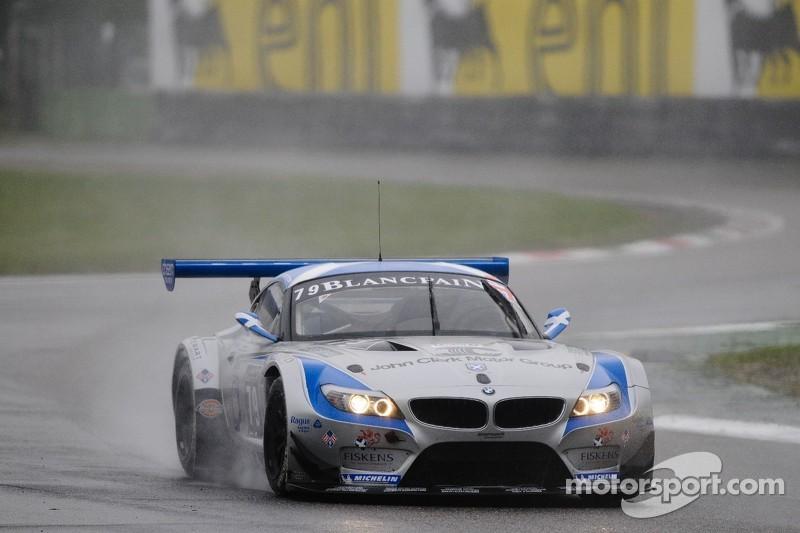 Ecurie Ecosse Monza race report