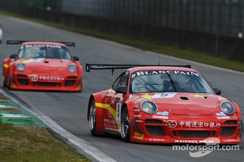 Halliday and Parisy P1 for Porsche