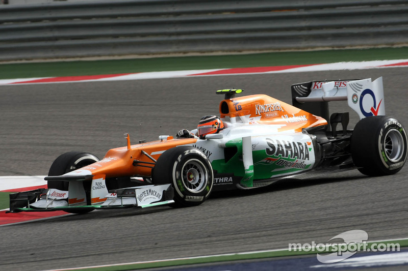 Force India Bahrain GP - Sakhir preview