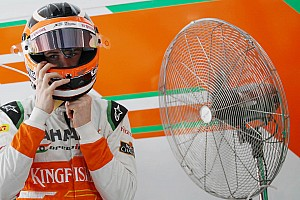 Formula 1 Force India Bahrain GP - Sakhir qualifying report