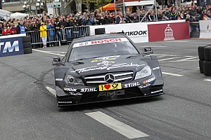 DTM Mercedes drivers looking forward to opener at Hockenheim
