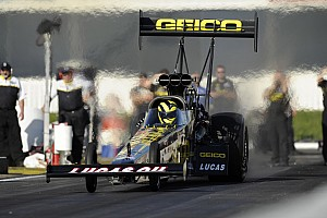 NHRA Lucas, Arana, Pedregon & Johnson earn no. 1 qualifying positions at Houston