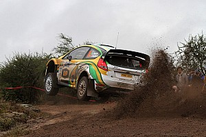 WRC Brazil Rally Argentina day 2 summary