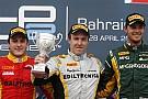 Series Bahrain II race 1 report