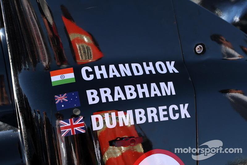 Chandhok enjoying new challenge with JRM Racing's HPD prototype