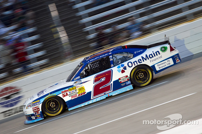 Nationwide supremacy on line at Talladega