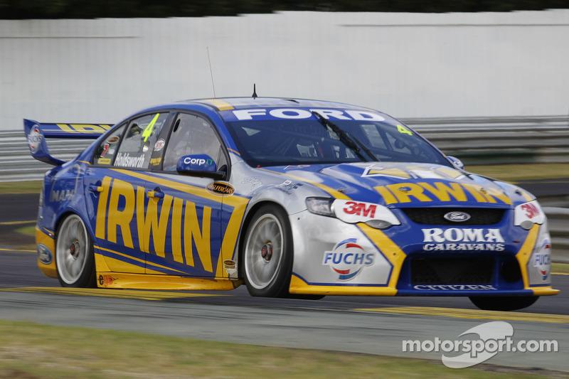 IRWIN Racing Perth Saturday report