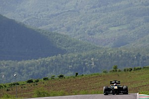 Formula 1 Caterham hopes for a bit of luck in Barcelona