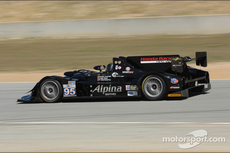 Level 5 Motorsports Laguna Seca race report