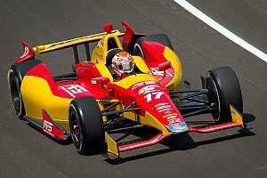 IndyCar Chevrolet Racing Indy 500 practice day 2 report