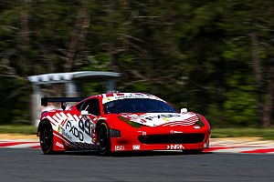 Grand-Am Ferrari is back in the series in a big way