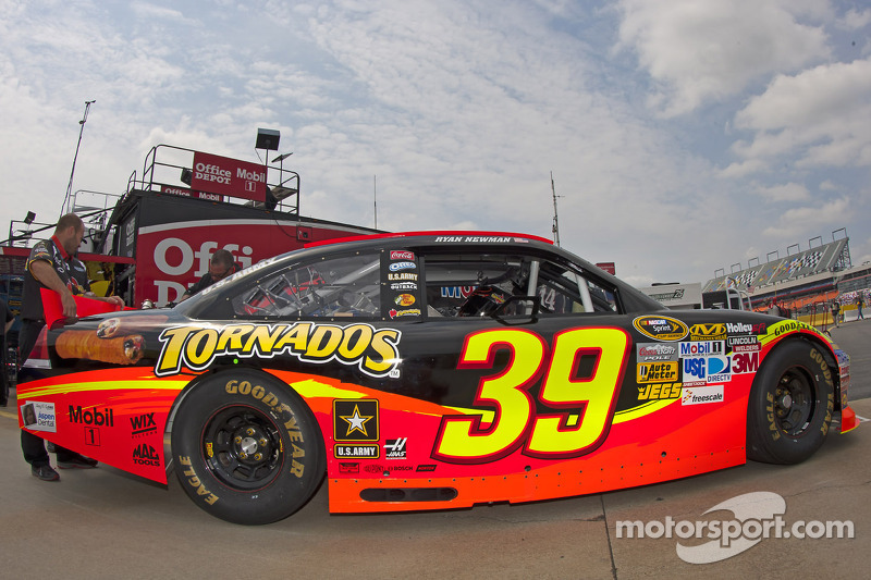 Chevrolet Racing Charlotte All-Star race qualifying report