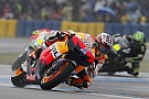 Repsol Honda satisfied with French GP weather affected results