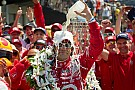 Franchitti joins elite club with third Indy 500 victory