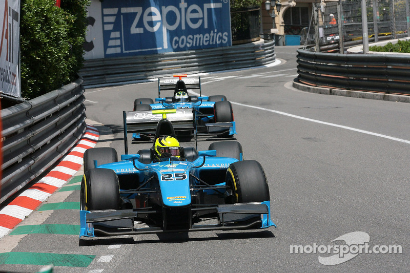 Ocean Racing Technology close to the Top 10 in Monaco