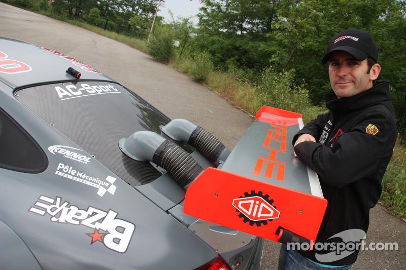 Romain Dumas actively preparing for Pikes Peak
