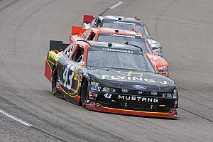 NASCAR XFINITY Dover's one mile track fits Annett's driving style