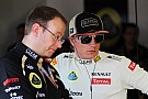 Steering issue creating Lotus-Raikkonen rift