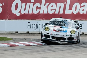 Grand-Am Brumos Undeterred despite tough weekend at Detroit