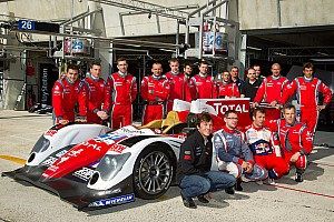 European Le Mans Successful test for Sébastien Loeb Racing