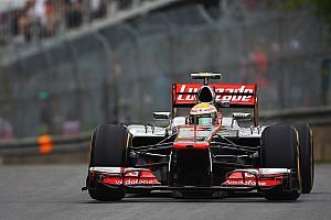 Formula 1 Hamilton sprints to Canadian GP victory