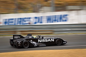 Le Mans Nissan DeltaWing ready for Le Mans race debut