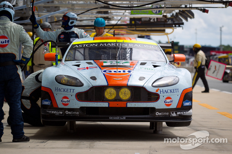 Mücke is optimistic for the 24 hour race of Le Mans