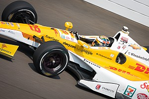 IndyCar Andretti Autosport move up starting gird at Milwaukee