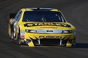 NASCAR Cup Ambrose pulls off all-time great Michigan pole qualifying lap