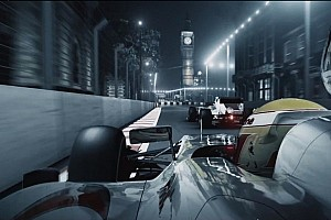 Formula 1 Breaking news A Formula 1 street race in London - CGI Video