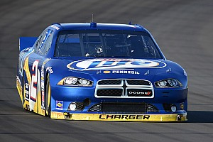 NASCAR Cup Qualifying report Keselowski and Allmendinger talk about Kentucky qualifying efforts