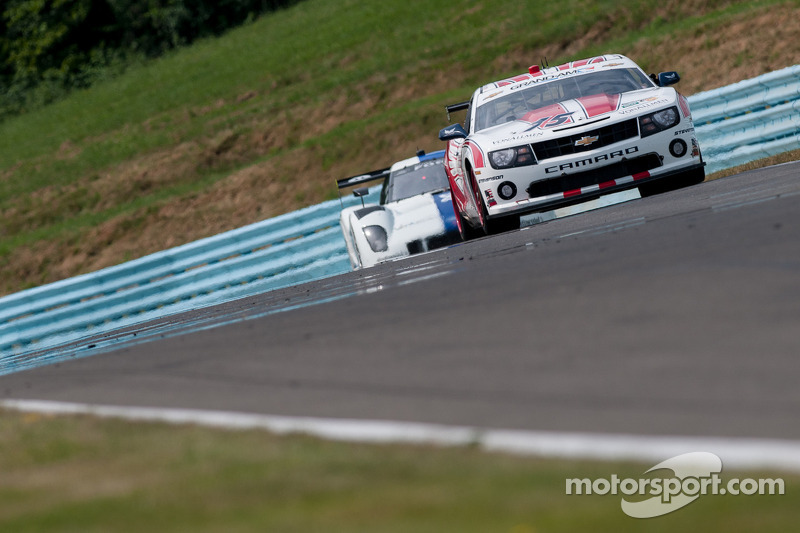 Team Chevy claims GT pole at Watkins Glen