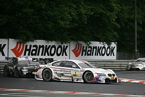 DTM Race report BMW drivers Tomczyk and Spengler on the podium at the Norisring