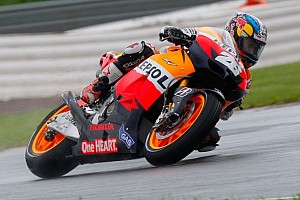 MotoGP Race report Pedrosa victorious in thrilling German MotoGP