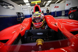 Formula 1 Testing report Marussia tabs its GP2 pilots to run in Young Drivers Test