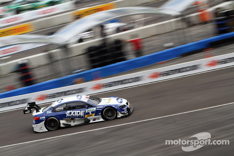 Hand and Werner in fourth are the best-placed BMW drivers at home event