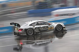 DTM Race report Green and Paffett second and third in individual drivers' competition in Munich