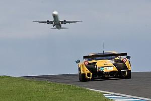 European Le Mans Race report JMW Motorsport win at Donington