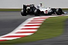 Sauber aims for a good result in the German GP