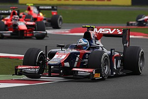 FIA F2 Preview Jolyon Palmer targets further success at Hockenheim GP2 this weekend