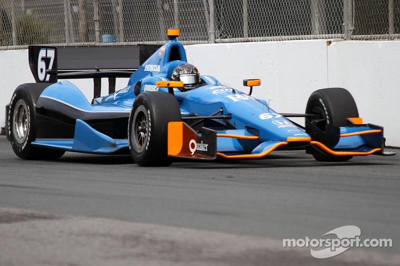 Newgarden: The hometown rookie driver Edmonton never knew it had